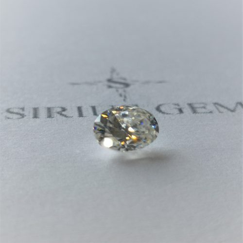Sirius Gem Oval Cut