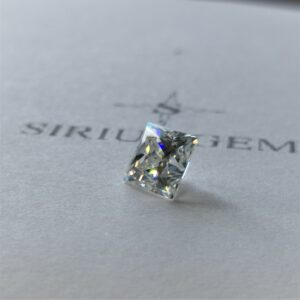 Sirius Gem Princess Cut