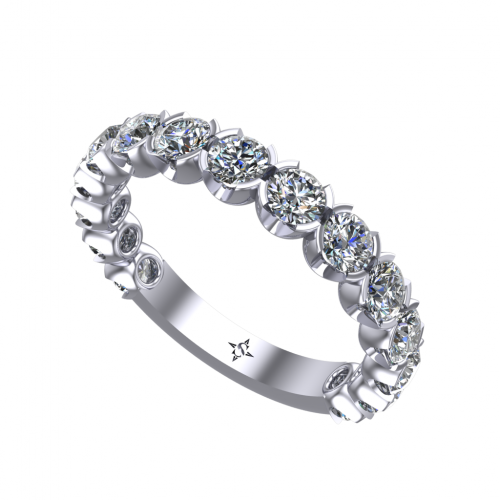 Lyra Wedding Ring