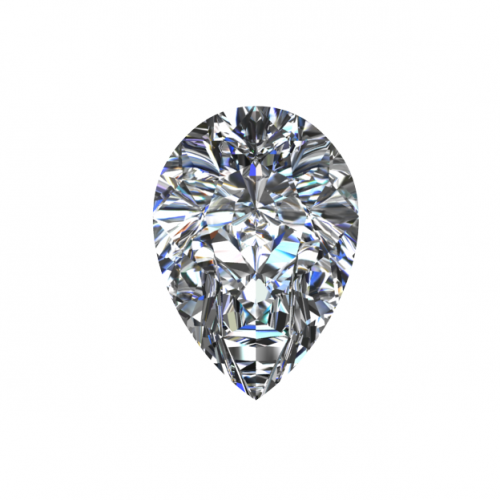 Pear Cut Sirius Gem