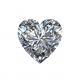 Heart Cut Sirius Gem