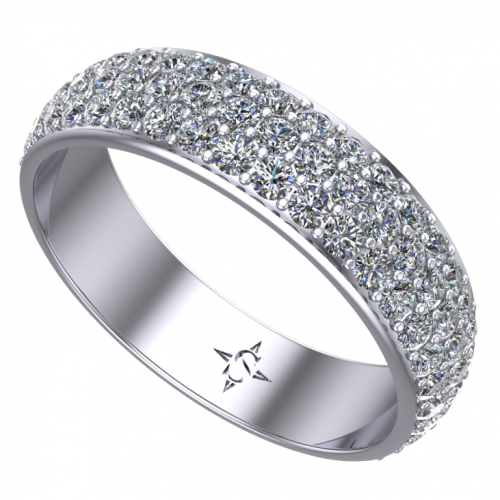 Cassiopea Ring