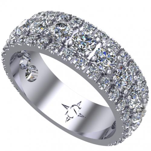 Lynx Wedding Ring