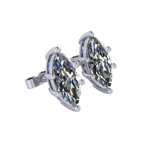 Eridani Earrings Marquise
