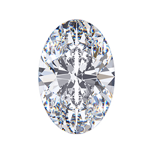 Oval Cut Sirius Gem
