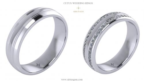 Cetus Rings