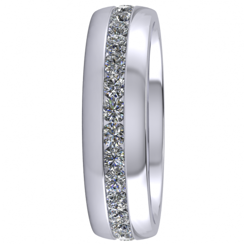 Grus Wedding Ring