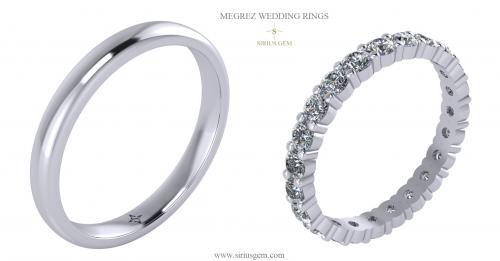 Mergez Wedding Rings