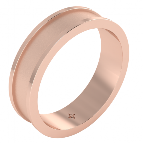 Meissa Wedding Ring For Him