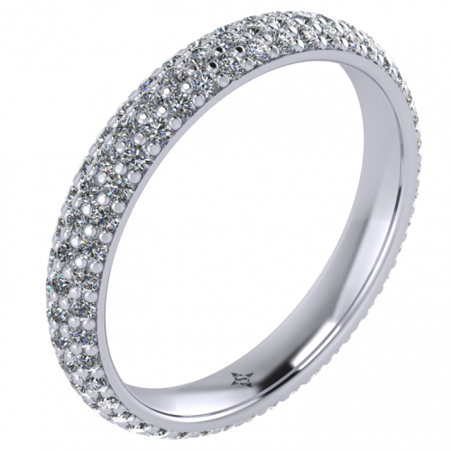 Pavo Wedding Ring