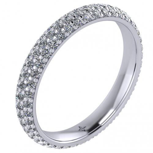 Pavo Wedding Ring